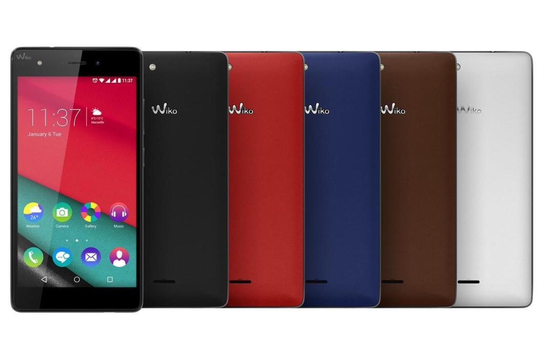 wiko pulp 4g test