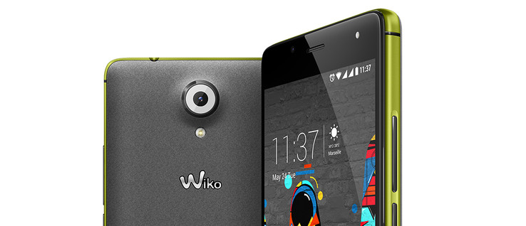 wiko u feel lite test