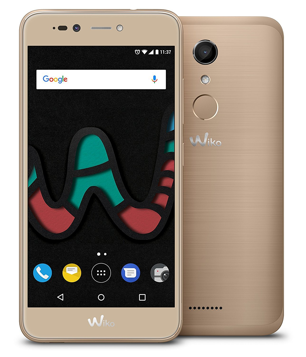 wiko upulse test